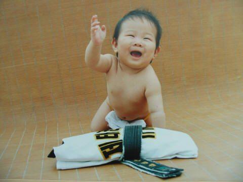کوچولوهاي رزمی کار تصاویر بسیار جالب عکس طنز ورزشی