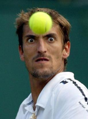 عکس های تنیس (شکار لحظه ها) - عکس