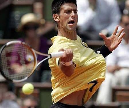 عکس های طنز ورزشی  چهره های دیدنی در تنیس (شکار لحظه ها) - عکس