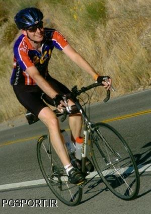 دوچرخه سواری کنید تا چربی هایتان بسوزد
