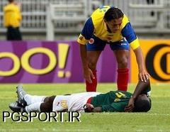 مرگ ناگهانی در ورزشکاران مرد بیشتر است