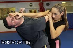 کلیپ آموزش دفاع شخصی حرفه ای
