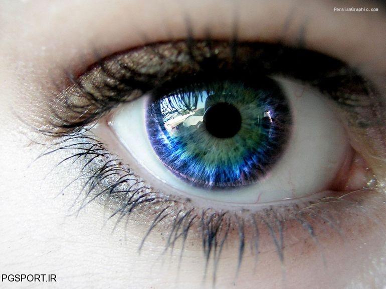 چشم ها، آشکارساز سلامتی بدن !