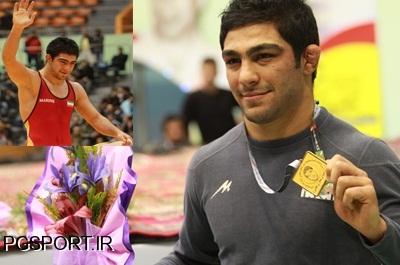 حسین رحیمی-کشتی-خداحافظی از کشتی-خداحافظی قهرمان جهان کشتی-واکنش به ارقام میلیاردی فوتبالیستها