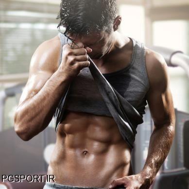 عوارض ناشی از  ورزش های سنگین!!