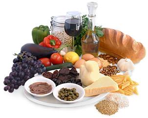 دوازده غذای مفید برای مبارزه با چربی و ساخت عضله