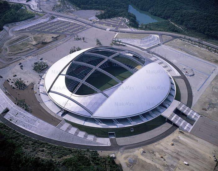 شگفتانگیزترین ورزشگاههای دنیا