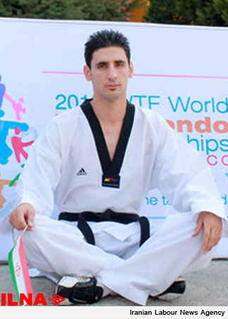 بهنام اسبقي گزارش مسابقات بازیکنان تیم ایران   در رقابت های جهانی 2013