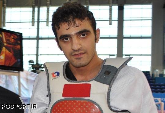 مسعود حجي زواره گزارش مسابقات بازیکنان تیم ایران   در رقابت های جهانی 2013