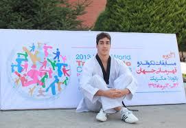 مهدي خدابخشي  گزارش مسابقات بازیکنان تیم ایران   در رقابت های جهانی 2013