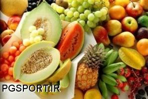 آشنایی با انرژیزاترین میوهها(مخصوص ورزشکاران)