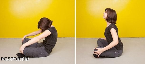 سه حرکت برای گشایش قلب، آرامش و تمرکز