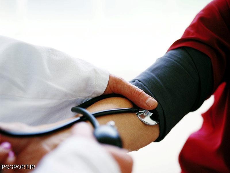 فشار خون بالا و ورزش