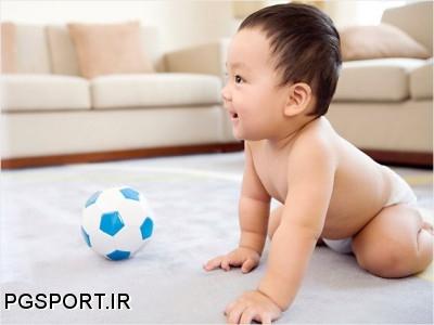 چه ورزش هايي به نوزاد خود بدهيم