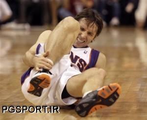 آسیب های ورزشی شایع در بسکتبال