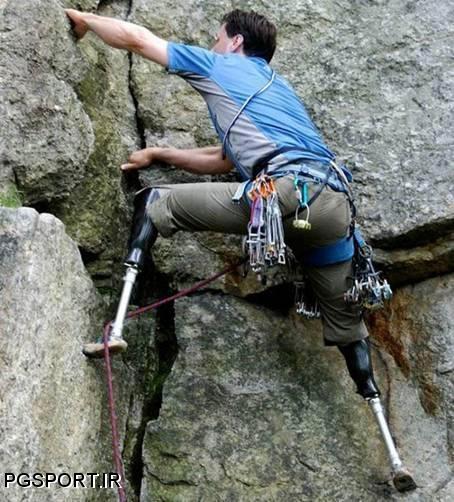 زندگی ارزش زندگی کردندارد معلوليت محدوديت نيست، بلکه اراده است که موجب پيشرفت می شود