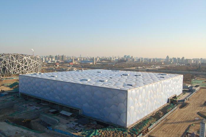 مرکز ملی آبزیان پکن