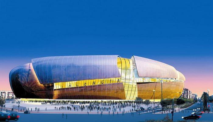 ورزشگاه نو مستلا (Nou Mestalla)