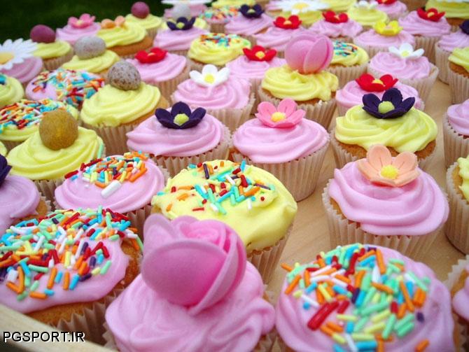 اگر عاشق شیرینی هستید